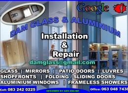 DAM GLASS & ALUMINIUM