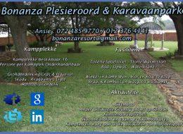 Bonanza Plesieroord & Karavaanpark
