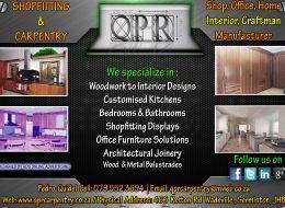Qpr Shopfiting and Carpentry C.C