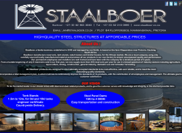 Staalboer | Pretoria, Gauteng, South Africa