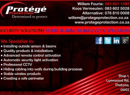 PROTEGE PROTECTION