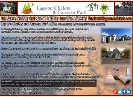 Lagoon Chalets and Caravan Park Walvis Bay Namibia