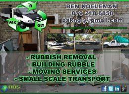PAK N GLY | Transportation Services – Nelspruit, Mpumalanga