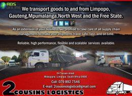 2 Cousins Logistics