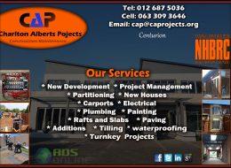 Charlton Alberts Projects