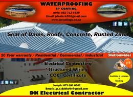 Waterproofing  – IP Coatings