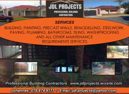 JDL Projects Building Contractors