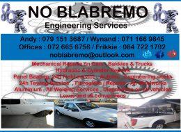 No Blabremo Engineering Services