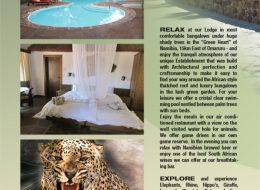 Omaruru Game Lodge | Namibia