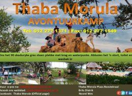 Thaba Morula Avontuur Kamp / Adventure Camp | Brits, North West
