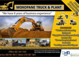 MOKOPANE TRUCK & PLANT HIRE | LIMPOPO