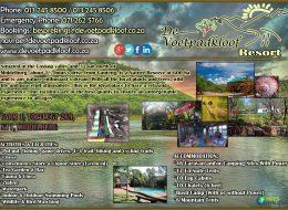 DE VOETPADKLOOF | Accommodation Middelburg, Mpumalanga