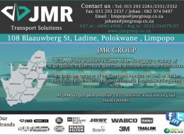 JMR Transport Solutions | Ladine, Polokwane, Limpopo