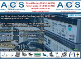 ACS (Access Calibrations Services) – Countrywide