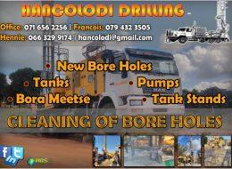 Hancolodi Drilling Contractor – White River, Mpumalanga
