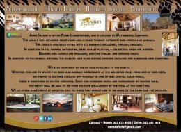 Anro Safaris   Ellisras (Lephalale), Limpopo – Accommodation – Hunting Tourism – Bushveld Holiday – Conferences