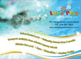 Let`s Play Swim School | Erasmuskloof, Pretoria East, Gauteng