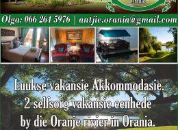 Antjie se Selfsorgakkommodasie | Orania, Northern Cape
