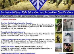 Milites Dei Academy | Exclusive Military Style Education and Accredited Qualifications – White River, Mpumalanga