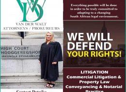 Van Der Walt Attorneys | Polokwane, Limpopo