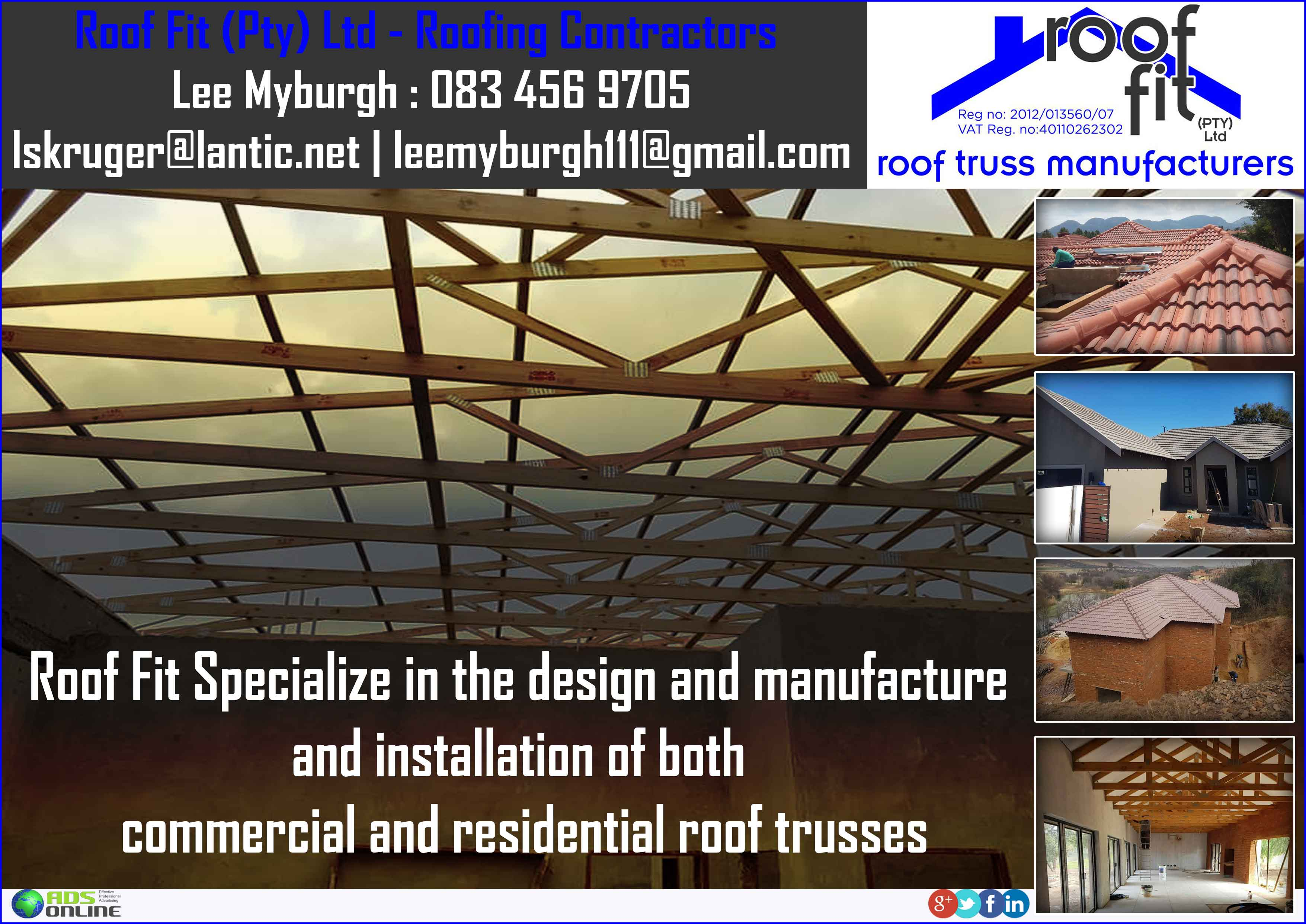 Roof Trusses Manufacturers Pretoria 12 300 About Roof