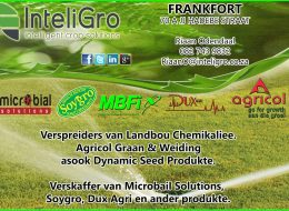 InteliGro – Intelligent Crop Solutions | Frankfort, Free State