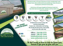 NetTunnels Irrigation and Hydro | Krugersdorp, Gauteng (Countrywide)