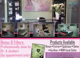 Salon Chantilly | Tileba, Pretoria North, Gauteng