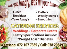 Bang's Kitchen and Catering Services | Vryburg, North West