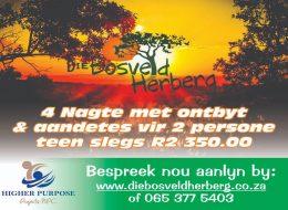 Die Bosveld Herberg – Lodge