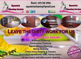 Equestria Cleaning Services   Midrand, Pretoria, Gauteng