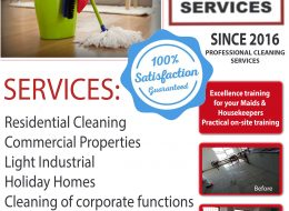 NVD CLEANING & MAID SERVICES | Saldanha, Western Cape