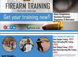 Prosper Training Facility – FIREARM TRAINING | Port Elizabeth, Eastern Cape