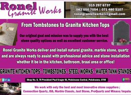 Ronel Granite Works | Polokwane, Limpopo