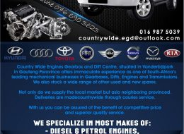 Countrywide Engine, Gearbox and Diff Centre | Vanderbijlpark, Gauteng