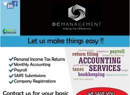 DC Management – Accounting Services | Rustenburg, North West
