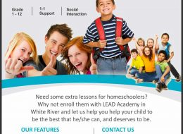 LEAD Academy – Homeschooling Support Centre | Witrivier, Mpumalanga