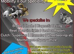 SESMS – Stoltz & Sons Mobile Services – Mechanical | Pretoria, Gauteng