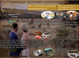 Savannah Game & River Retreat – Parys, Free State |  WEDDINGS -ACTIVITIES -ACCOMMODATION