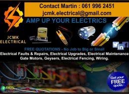 JCMK Electrical | Centurion, Gauteng