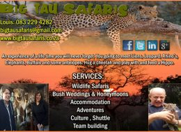 Big Tau Safaris | South Africa