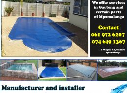 Champs Pools Covers & Solar Heating | Sundra, Mpumalanga