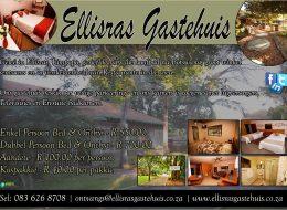 Ellisras Gastehuis | Ellisras, (Lephalale). Limpopo