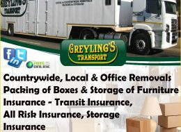 Greyling's Transport – Furniture Removal | Pretoria, Gauteng (Countrywide)