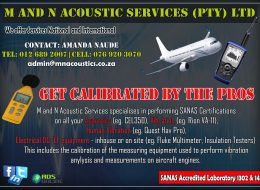 M AND N ACOUSTIC SERVICES (PTY) LTD | National & International Available
