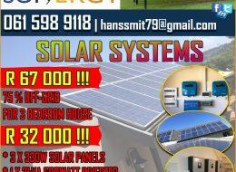 SUN/ERGY – Solar Systems | Pretoria, Gauteng
