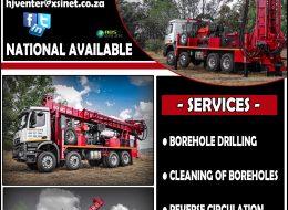 Venter Boorkontrakteurs | Limpopo (National Available)