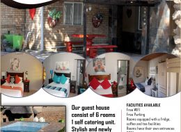 Villa Med Guest House – Self Catering Accommodation | Wilkoppies, Klerksdorp, North West.