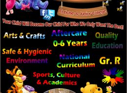 Winnie the Pooh – Créche and Junior College | Springs, Gauteng