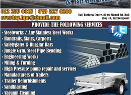 E-GREW ENGINEERING & PLANT HIRE | Hartbeespoort, North West